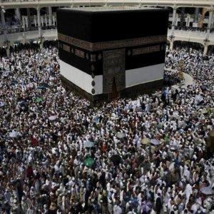 1.5m Hajj Pilgrims Converge on Mecca