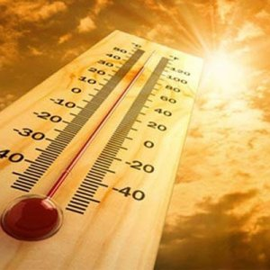 Heat Wave Will Last Rest of  the Week