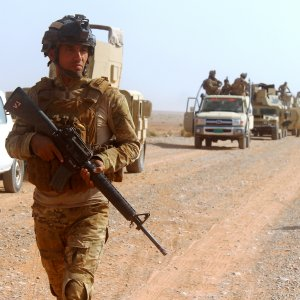 Iraqi Forces Retake Last IS-Held Town