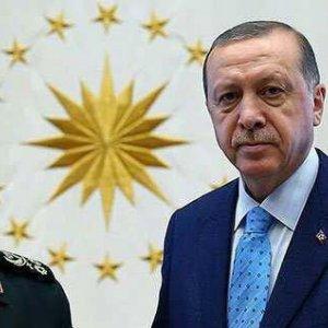 Army Chief Confers With Erdogan