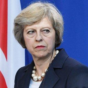 """Theresa May's """"Reset"""" Fails"""