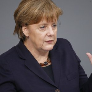 Merkel Questions US Meddling in World Affairs