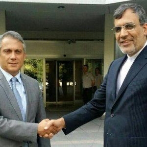 Tehran, Ankara Discuss Region