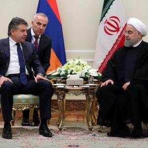 Tehran, Yerevan Promoting Wide-Ranging Relations
