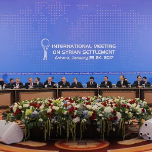 Preparations for Astana Talks Underway