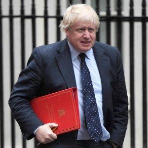 British FM Delivers Tehran Visit Report to Parliament