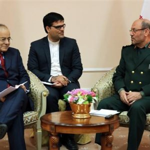 Defense Cooperation Discussed With India