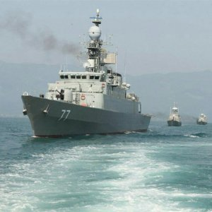 Caspian Naval Drill Wraps Up