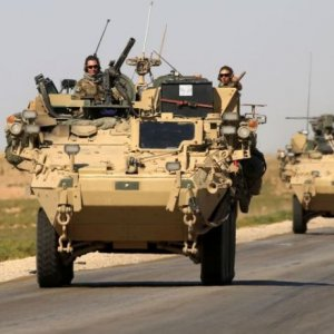 Pentagon: Iran-Backed Forces Hit Coalition Patrol in Syria