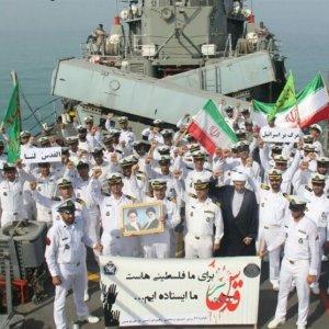 Naval Flotilla Docks at Omani Port