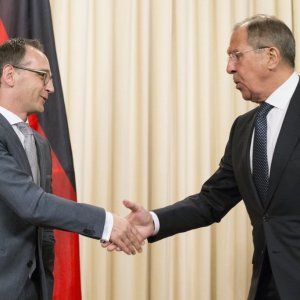 Germany, Russia FMs Call for Upholding Nuclear Agreement