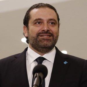 Hariri Rejects Israel's Anti-Iran Claim