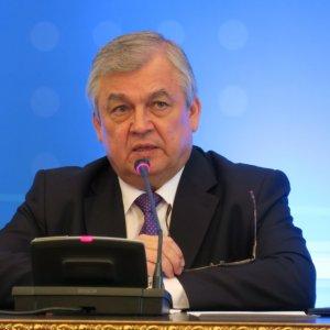Russia Envoy Briefs SNSC Deputy on Putin-Trump Meeting