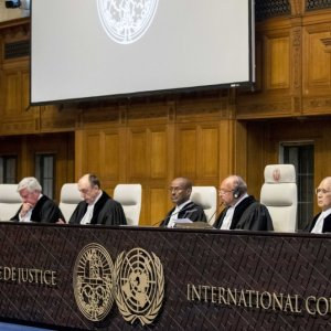 The International Court of Justice said on Tuesday that Iran has filed a lawsuit against the United States  with hearings being scheduled for October.
