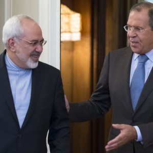 Russia, Iran FMs Discuss Syria, Nuclear Deal