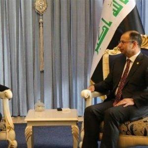Iraqi Speaker Underlines Importance of Tehran Ties