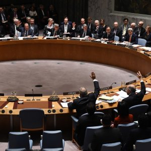 The UN Security Council on Dec. 30 unanimously adopted a resolution endorsing a peace process to end the nearly six-year war in Syria.