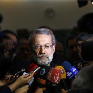 Majlis Speaker Ali Larijani