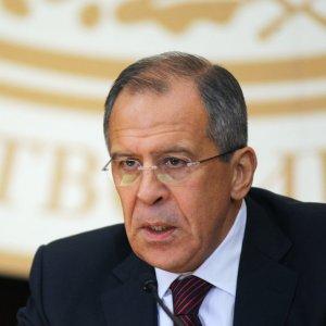 Lavrov: Tehran Part of Int'l Anti-Terror Front