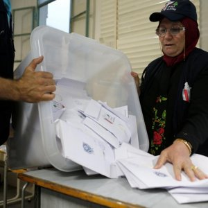 Backing for Elected Parties, Gov't in Lebanon