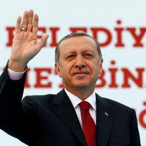 Industry Minister in Ankara for   Erdogan's Inauguration