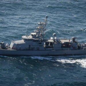 Change in US Navy Behavior in Persian Gulf