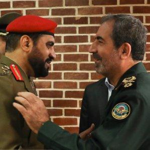 Oman General Discusses Military Ties