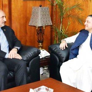 Pakistan Senator Calls for Closer Ties