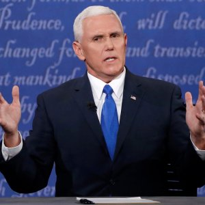 Pence Repeats Anti-Iran Accusations