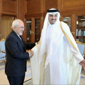 Qatari Emir: Consultations With Iran a Necessity