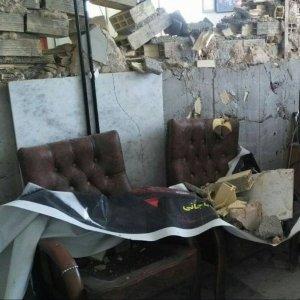 Magnitude 5.9 Quake Shakes Kermanshah