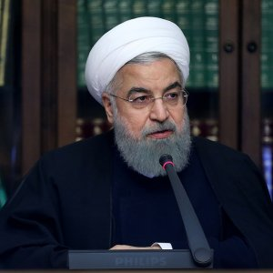 Rouhani: US Mistake on Quds Bolstered Muslim Unity
