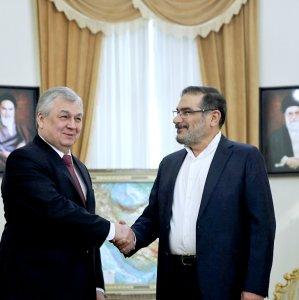 Iran, Russia Discuss Solution to Syria Crisis