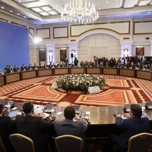 The eighth round of talks on the Syrian crisis was held in Astana, Kazakhstan, on Dec. 21-22.