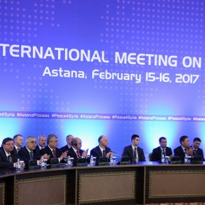 Third Round of Syria Talks Underway in Astana