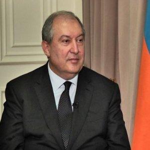 Envoy Confers With President of Armenia
