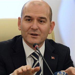 Turkish Interior Minister in Tehran