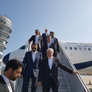 Zarif in Russia for Fortifying Cooperation