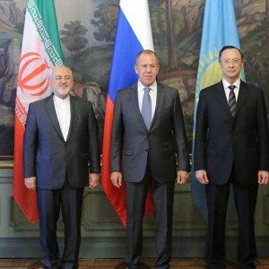 Great Leap Forward to Verify Caspian Legal Status