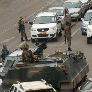 Zimbabwe Army Removes Mugabe From Power