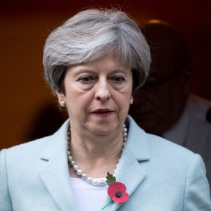 Theresa May Suffers Major Backlash Over New Defense Chief
