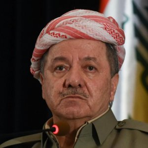 Kurdish Leader Masoud Barzani  Confirms Intention to Step Down