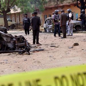 Suicide Bomber Kills at Least 50 in Nigeria Mosque