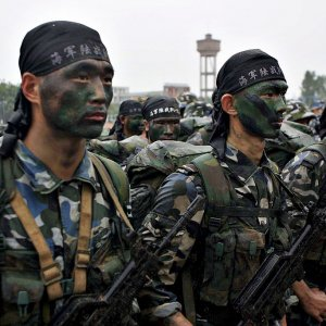 Chinese Special Operations Forces (File Photo)