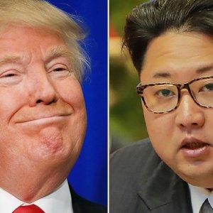 "Donald Trump Takes Dig at ""Short and Fat"" Kim Jong-Un"