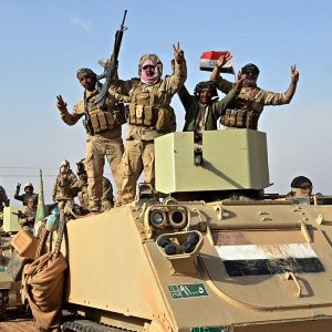 Iraqi PM Says Islamic State Completely Evicted