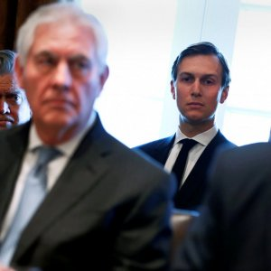Kushner Leaving Tillerson in the Dark on Mideast Issues