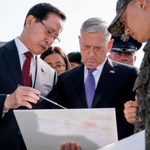 Mattis Says Threat of N. Korea Nuclear Attack Accelerating