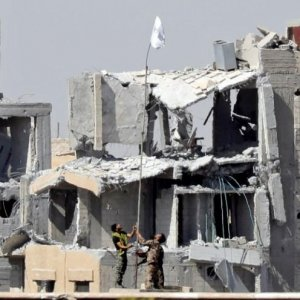 IS Defeated in Raqqa as Major Military Operations Over