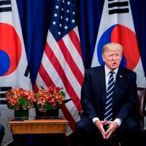 North Korea Rules Out Talks as Trump Starts Asia Tour